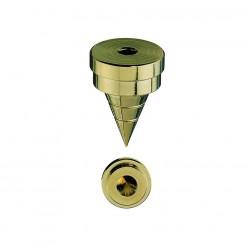 55040 S2000 spikes goud (4pc)  Oehlbach