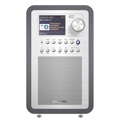 WFR-70 (REVERY R5)  internet radio Spotify USB DAB+ grijs Sangean