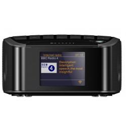 RCR-11 WF internet klokradio USB DAB+ zwart