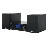 DMS-37BT mini keten DAB+/FM/CD/USB/BT zwart