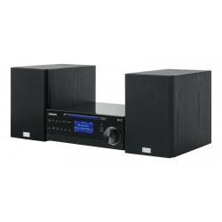 DMS-37BT mini keten DAB+/FM/CD/USB/BT zwart  Sangean