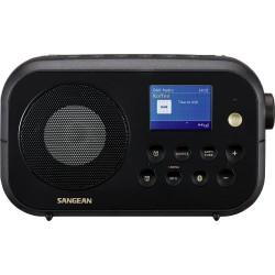 DPR-42 receiver DAB+/FM zwart/zwart TRAVELLER 420