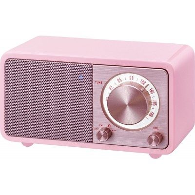WR-7 (Genuine Mini) radio FM/BT rose Sangean