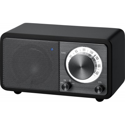 WR-7 (Genuine Mini) radio FM/BT noir Sangean