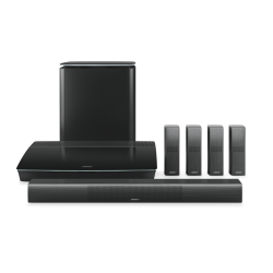 Lifestyle System 650 Zwart Bose