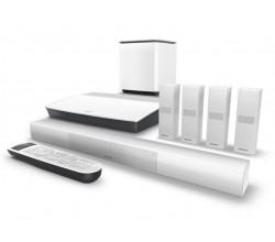 Lifestyle System 650 Wit Bose