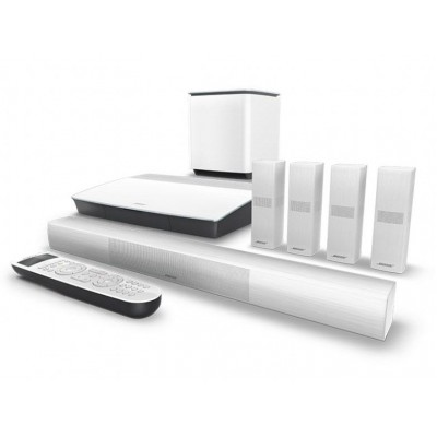 Lifestyle System 650 Blanc Bose
