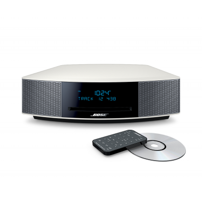 Wave Music System IV DAB Wit Bose