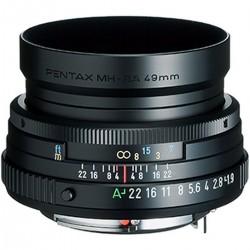 43mm f/1.9 Limited Black  Pentax