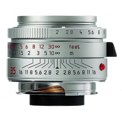 Summicron-M 35mm f/2.0 ASPH Silver Leica