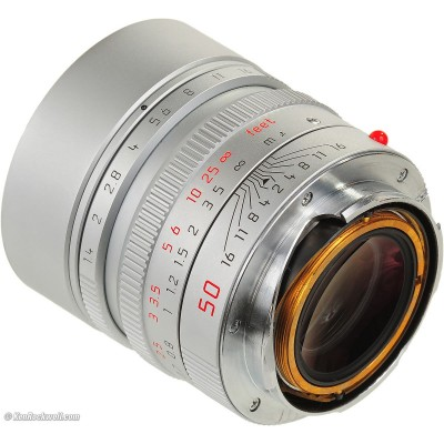 Summilux-M 50mm f/1.4 ASPH Silver Leica