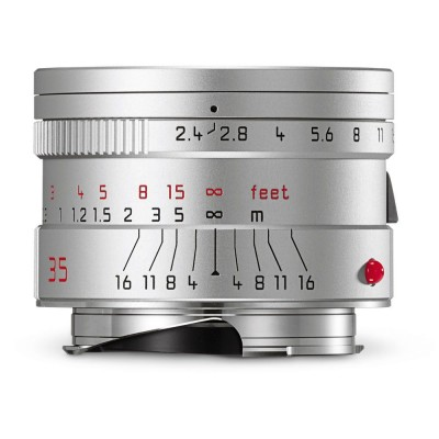 Summarit-M 35mm f/2.4 Silver Leica
