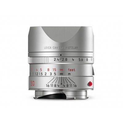 Summarit-M 50mm f/2.4 Silver Leica