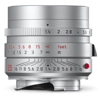 Summilux-M 35mm f/1.4 ASPH Silver Leica