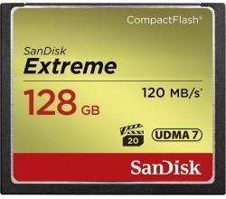 CF Extreme 128GB 120MB/s Sandisk