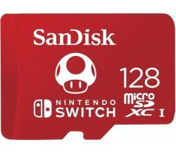MicroSDXC Extreme Gaming 128GB 100/90MB Sandisk
