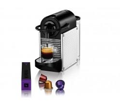 Magimix Pixie M110 Steel Nespresso