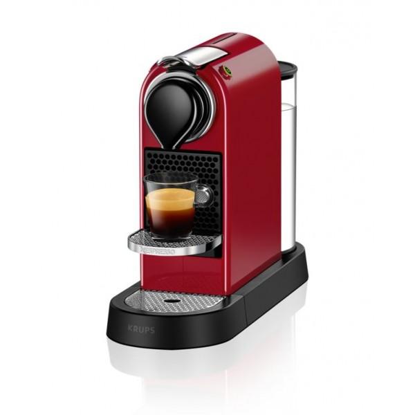 Krups Citiz XN7405 Kersenrood Nespresso