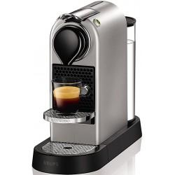 Krups Nespresso Original Citiz Argent