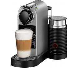 Krups Nespresso Original Citiz & Milk Zilver Nespresso