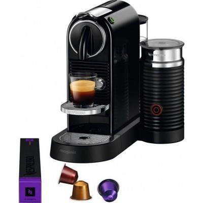 Magimix Nespresso Citiz & Milk M195 Zwart Nespresso
