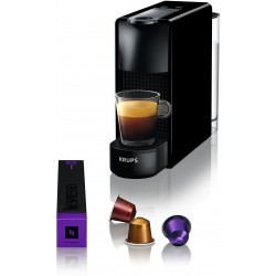 Krups Nespresso Original Essenza Mini Zwart