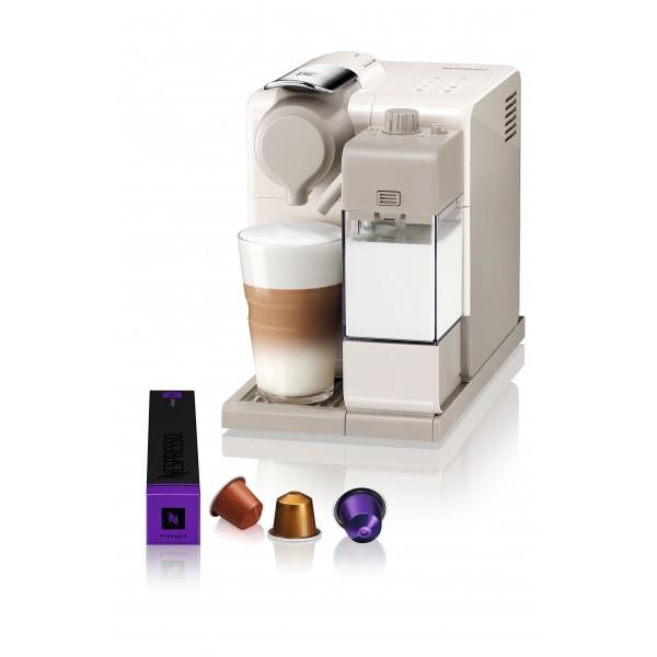 Nespresso Espressomachine De'Longhi Nespresso Original Lattissima Touch Wit