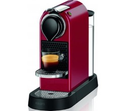 Krups Nespresso Original Citiz Rood  Nespresso