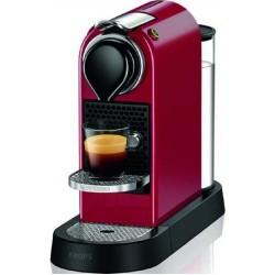 Krups Nespresso Original Citiz Rouge