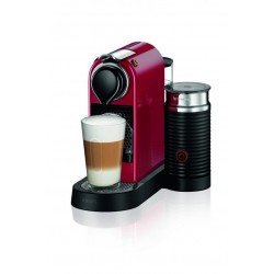 Krups Nespresso Original CitiZ & Milk Rouge