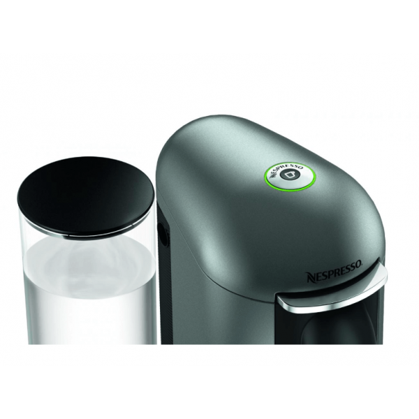 Nespresso Koffiemachine Krups Nespresso Vertuo Plus XN900T10 Titan