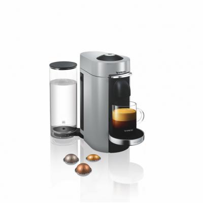 Magimix Nespresso Vertuo Plus 11386B Zilver Nespresso