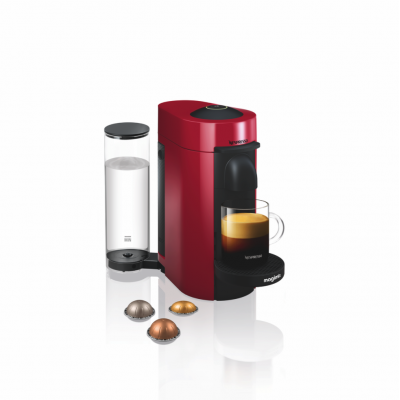Magimix Nespresso Vertuo Plus 11389B Rouge cerise Nespresso