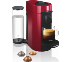 Magimix Nespresso Vertuo Plus 11389B Kersenrood Nespresso