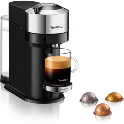 Magimix Nespresso Vertuo Next M700 Deluxe Pure Chrome Nespresso