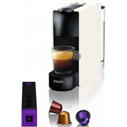 Magimix Nespresso Essenza Mini Pure White