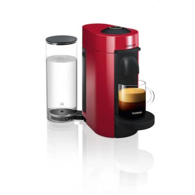 Magimix Vertuo Plus M600 Cherry Red  Nespresso