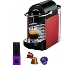 Magimix Nespresso Pixie M110 Carmine Nespresso