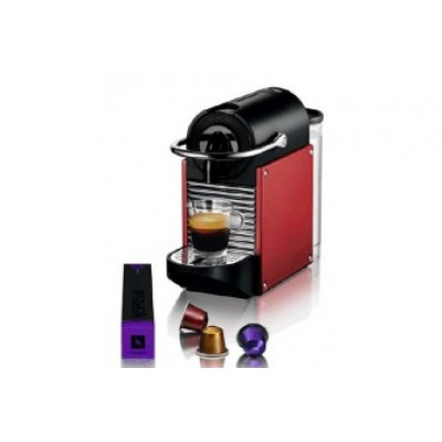 Magimix Pixie M110 Carmine Nespresso