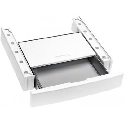 Intercalaire lave-linge/sèche-linge avec tiroir WTV 512 Miele