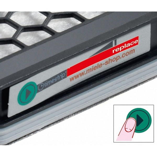 Active AirClean-filter met Timestrip SF AA 50 Miele