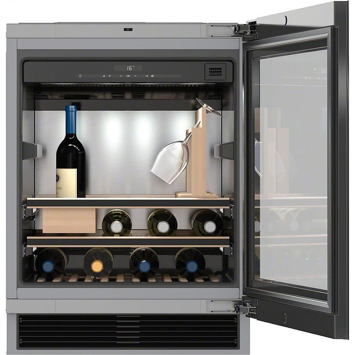 Wijnkast inbouw