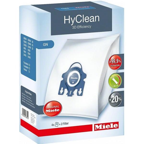 Miele Stofzakken GN HyClean 3D Efficiency ( 9.917.730 )