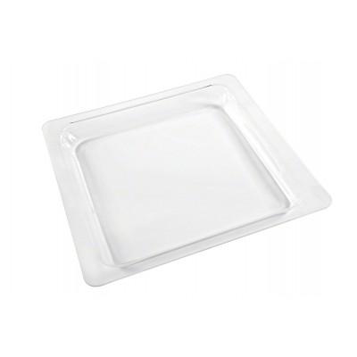 Vlakke glasplaat voor magnetron 30L Miele