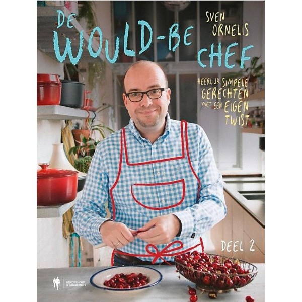 De Would be chef 2 - Sven Ornelis  Miele
