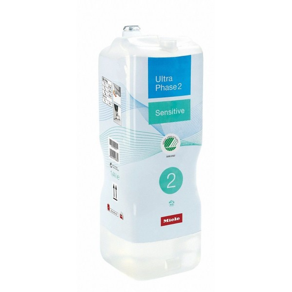 Miele Wasmiddelen UltraPhase 2 Sensitive
