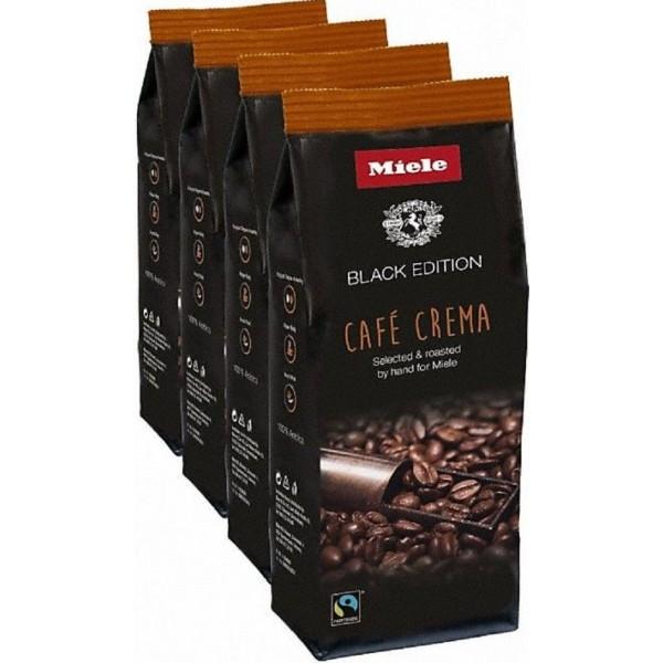 Black Edition - Café Crema - 1 kg Miele