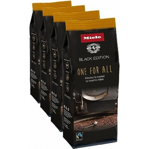 Black Edition - One for all - 1 kg Miele