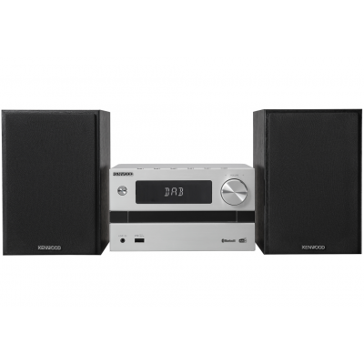 Micro HiFi-Systeem CD, USB, DAB+ en Bluetooth Audio-Streaming  Kenwood