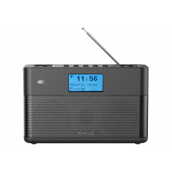Compacte Stereo Radio met DAB+ en Bluetooth Audio Kenwood